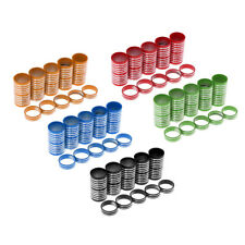 """Durable 1-1 8"""" Bike Bicycle Headset Spacer 10mm 60mm Front Fork Stem Washer"""