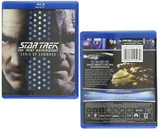 STAR TREK 1992 - THE NEXT GENERATION 6 CHAIN OF COMMAND - TV Special NEW BLU-RAY