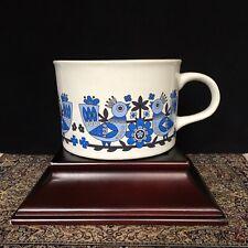 Vintage 1982 FTD Large Jumbo Coffee Mug Soup Bowl Made in Korea