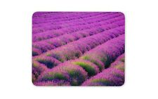 Beautiful Purple Lavender Flowers Mouse Mat Pad - Mum Sister Gift Computer #8994