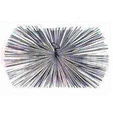 SCOVOLO ACCIAIO RETTANGOLARE PER CANNE FUMARIE  M12  - 200 x 350 mm