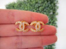 1.60 Carat Diamond Yellow Gold Earrings 14k codeEx147 sepvergara
