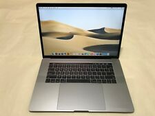 "2017 Apple Macbook Pro 15"" TOUCH-B Core i7-7700HQ 2.80GHz 16GB 256 SSD MPTR2LL/A"