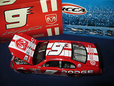 Kasey Kahne 9 Rookie Dodge Dealers / Pit Cap Car 141/600 2004 1/24 RCCA UAW Club