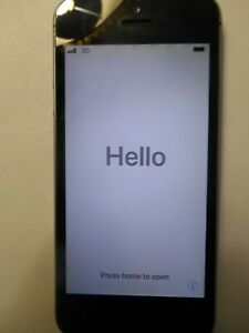 Apple iPhone 5s - 16GB - Space Gray (Verizon) A1533 (CDMA + GSM)