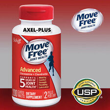 Schiff Move Free Advanced 5 Signs Of Joint H Glucosamine 200 Coated Tablets