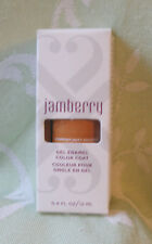 Jamberry TruShine Gel Enamel Color Coat Nail Polish - Coppertunity Knocks