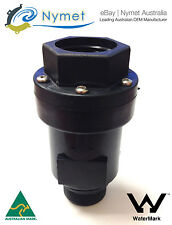 "Dual Check Valve (Series) 1""BSP Inlet Female x 1""BSP Outlet Male"