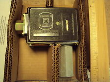 Pressure Switch 600 psi Square D  class 9012 type FHG-3 form R unused