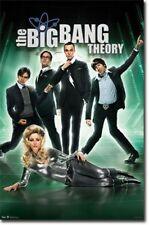 COMEDY TELEVISION POSTER The Big Bang Theory Group