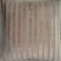 A 16 Inch Cushion Cover In Laura Ashley Brooklyn Natural Fabric
