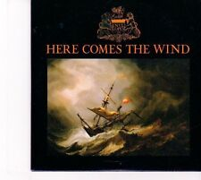 (DZ563) Envelopes, Here Comes The Wind - 2007 DJ CD