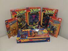 Vtg Uncanny X-Men Lot Danger Room Wolverine Sinister Archangel Kylun Raza Lot