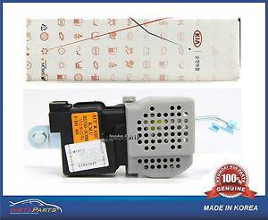 GENUINE For 01-06 Kia Optima DOOR LOCK ACTUATOR Front Right OEM 95750-3C000