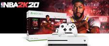 XBOX ONE S + NBA 2K20 BUNDLE 1TB WIRELESS 4K