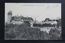 Carte postale ancienne ESPAGNE - SAN SEBASTIAN - Palacio Real de Miramar