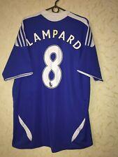 CHELSEA LONDON 2011-2012 HOME FOOTBALL SHIRT JERSEY MAGLIA #8 LAMPARD