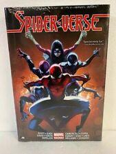MARVEL SPIDER-MAN SPIDER-VERSE Hardcover HC - New - MSRP $75
