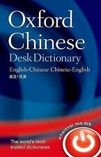 NEW Oxford Chinese Desk Dictionary Book and CD-Rom