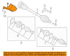 AUDI OEM 15-18 A3 Drive Axles-Front-Shield 5Q0407721A