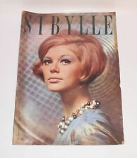 DDR Zeitschrift Sibylle 6 / 1965 Frauenzeitschrift !