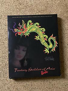 1998 Bob Mackie Mattel Barbie Fantasy Goddess Of Asia