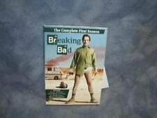 Breaking Bad: The Complete First Season (DVD, 2009, 3-Disc Set)