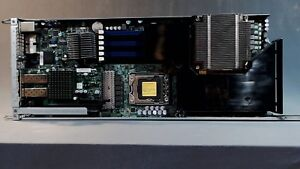 SuperMicro X8DTT-HF+ 10GB LAN CARD WITH A 6 CORE XEON X5650 + BACKPLANE H/S