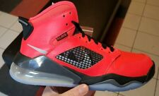 "NIKE Air Jordan Mars 270 PSG ""Infrared"" Gr 40,5 ROT/SCHWARZ NEU SCHUHE"