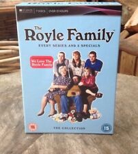 The Royle Family DVD Every Series & 3 Specials The Collection Boxset DVD
