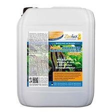 (5,20€/l) ZOOFUX Profi Aquarium Wasseraufbereiter EXTRA 2,5 Ltr mit Aloe Vera