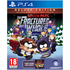 South Park The Fractured But Whole Deluxe Edition PS4 NEW DISPATCHIG BY2PM