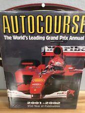 2001 Autocourse F1 Annual Book