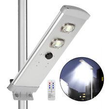 Solar LED Street Light Outdoor 1500 lm, IP65 Waterproof  40 LEDs