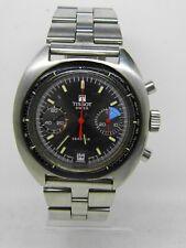 "chronographe ""TISSOT SEASTAR"" mouvement 7734 vers 1970 vintage chronographe"