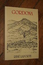 GORDONA  ROMAN HISTORIQUE SANCERROIS RENE LAPORTE éd.1998 ILLUSTRATIONS/PHOTOS