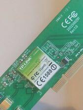 Controladora / Tarjeta Wifi TP-Link TL-WN851ND v1.0 300Mbps PCI