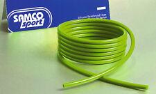 Original Samco Sport Silikon Unterdruckschlauch 3mm 3m lang - grün rennsport