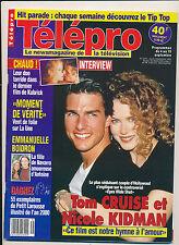 TELEPRO 2374 (2/9/99) TOM CRUISE NICOLE KIDMAN BOIDRON PFEIFFER MADINIER SARDOU