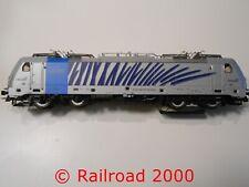 Roco 79654 - E-Lok BR 186 AC Railpool Zebra, NEU+OVP