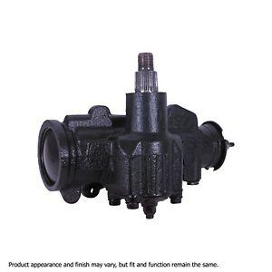 Steering Gear Cardone 27-6550 Reman