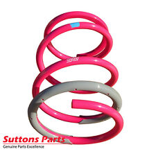 NEW GENUINE IMPREZA WRX STi COIL SPRING FRONT -20mm (EACH) PART ST203304S010