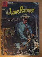 THE LONE RANGER COMIC BOOK - VOL. 1, NO. 99 - SEPTEMBER 1956 - DELL