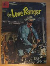 THE LONE RANGER COMIC BOOK - VOL. 1, NO. 99 - SEPTEMBER 1956 - DELL