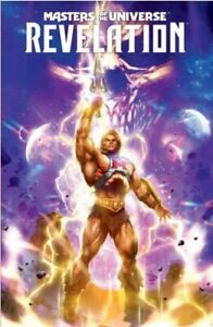 Masters Of The Universe Revelation #1 Dave Wilkins Variant