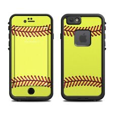 Skin for LifeProof FRE iPhone 6/6S - Softball by Sports - Sticker Decal