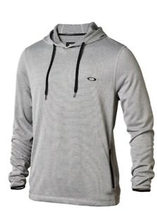 Oakley Switch 2.0 Pullover Sports Hoody Grey Size Large.