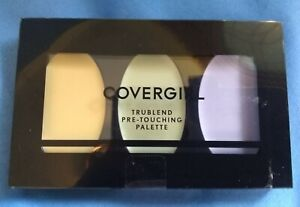 Covergirl TRU BLEND PRE TOUCHING Palette Color Correcting Conceals Uneven Skin