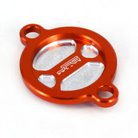 CNC Oil Filter Cover Cap For KTM 250 350 400 450 505 530 SXF XCF EXC XCW EXCF