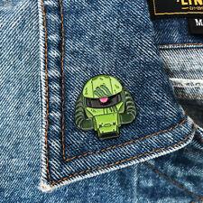 MOBILE SUIT GUNDAM Seed ZAKU Metal Badge Pin Brooch Limit Gift Collection N